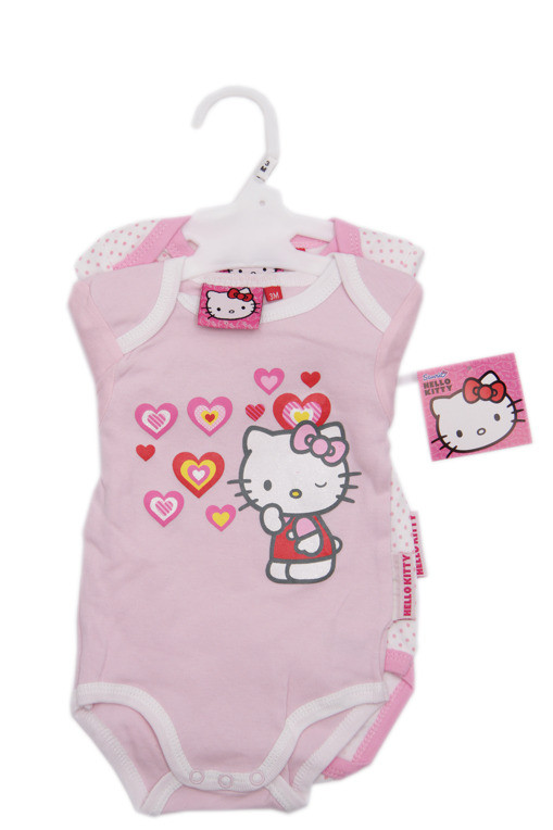 Body ružové Hello Kitty